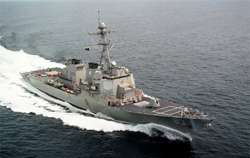 USS Howard