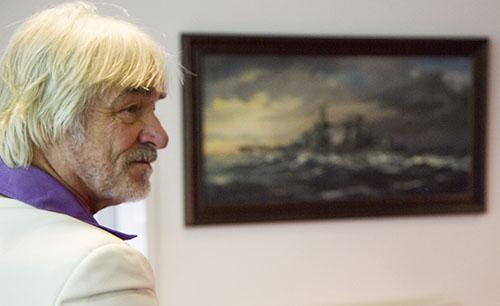 Interview met marine illustrator joes wanders