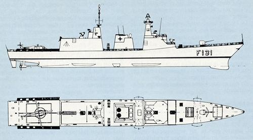 Het navo fregat nfr 90 - Opsporen ontwerp ...