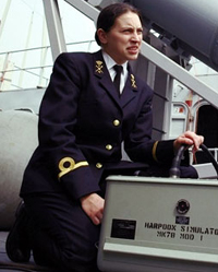 marineofficier in tenue 6 (Foto: AVDD)