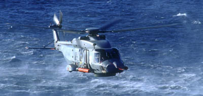 NH90 Naval Frigate Helicopter