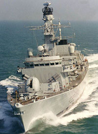 HMS Marlborough