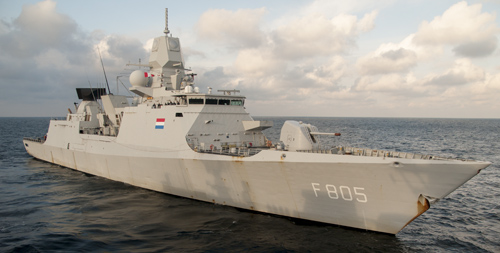 archieffoto Zr.Ms. Evertsen