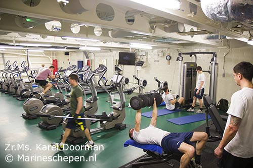 Fitness Karel Doorman