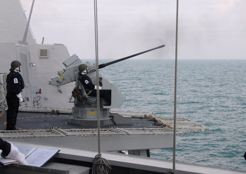 type 45 daring klasse torpedobootjagers