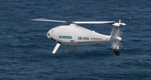 Schiebel Camcopter S-100