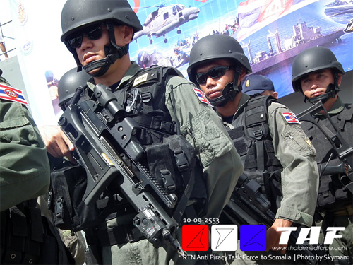 Thailand Marine Special Operations Unit