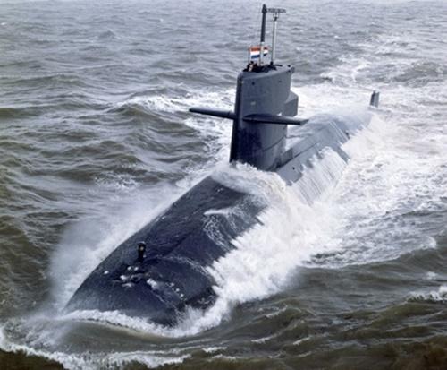 U Boot Walrus Klasse Exclusief interview ov...